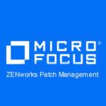ZENworks Patch Management