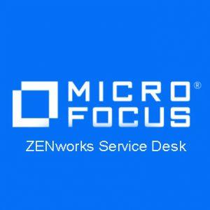 ZENworks Service Desk