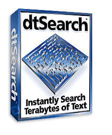 dtSearch Instantly Search Terabytes