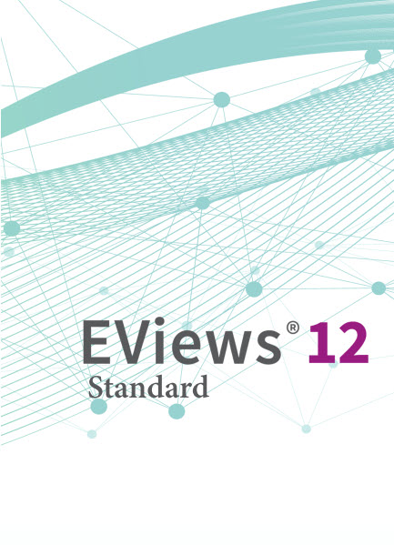 EViews 12 Standard Edition