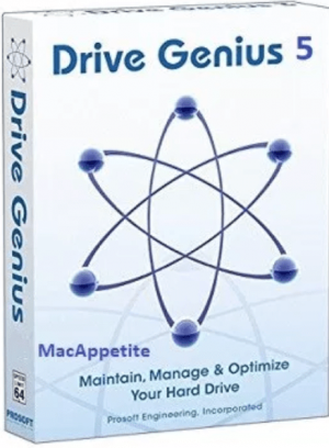 macOS Monitoring Software Drive Genius 5