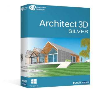 3D Home Architect Silver