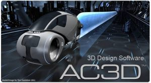 AC3D 6.2 for Windows 64 bit