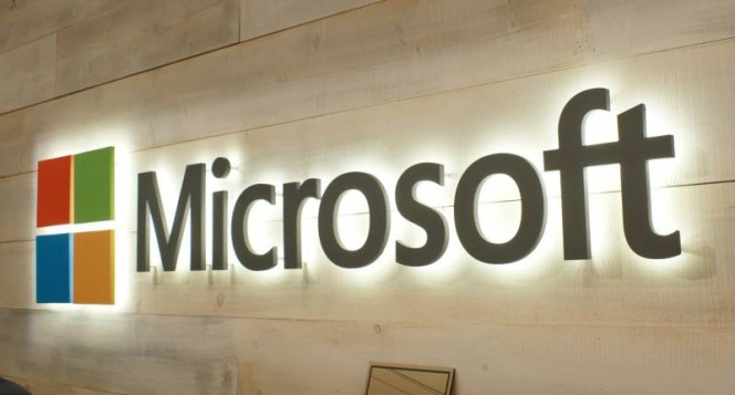 Microsoft 664x357
