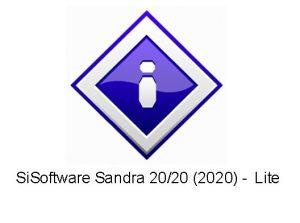SiSoftware Sandra 2020 2020 Lite