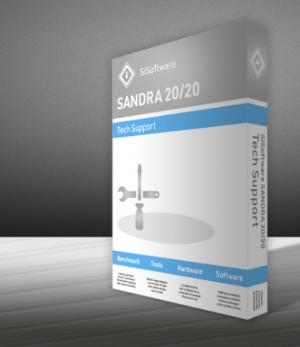 SiSoftware Sandra 2020 2020 Tech Support Engineer