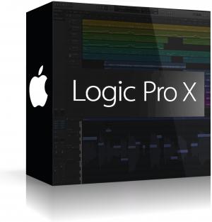 Logic Pro X Box