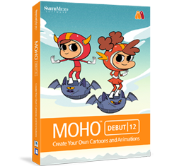 Moho Debut 12 Boxshot