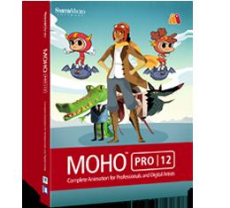 Moho Pro 12 Boxshot