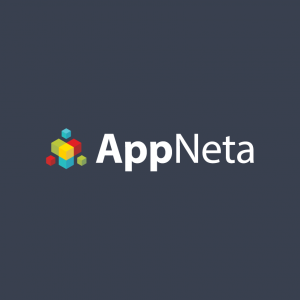 appneta logo scaled background