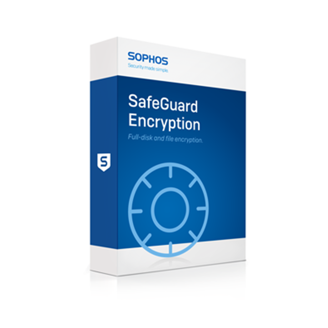 SafeGuard Encryption
