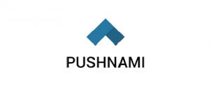 Pushnami logo 1
